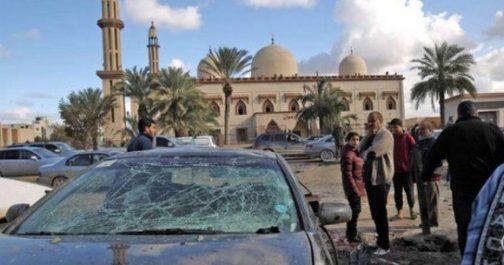 Libye: un mort et 62 blessés dans un attentat à Benghazi (nouveau bilan)