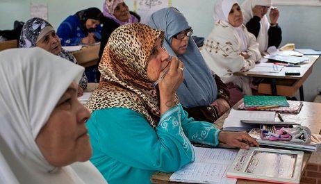 Baisse à 10 % du taux général de l'analphabétisme en Algérie