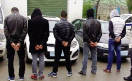 Récupération à Tiaret de 30 véhicules volés et trafiqués