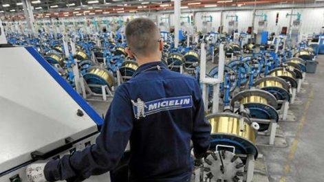 Michelin : Un bénéfice net «historique» affiché pour 2017