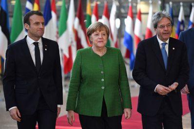 Un sommet à 27 pour débattre du budget post-Brexit