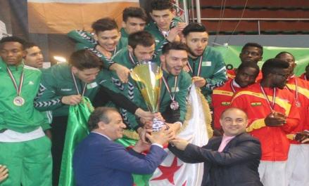 Badminton/Championnat d'Afrique (finale par équipes/Messieurs): l'Algérie sacrée championne