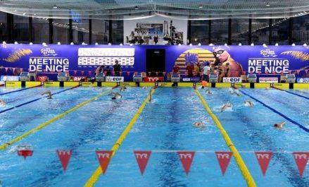 Meeting FFN Golden Tour-Nice: Sahnoun remporte l'or du 50m nage libre