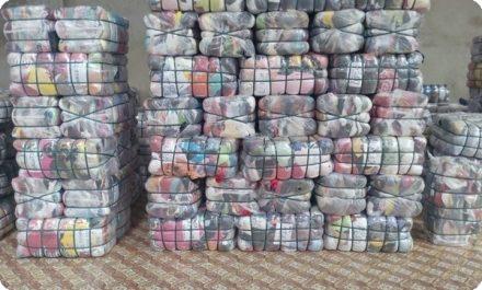 UM-EL-BOUAGHI : Une dizaine de ballots de friperie saisis par la douane