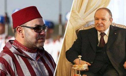 UMA : le message de Bouteflika à Mohamed VI