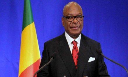 Ibrahim Boubacar Keïta: «L'Algérie est un partenaire important»