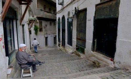 Casbah d'Alger : des conditions de vie des plus difficiles
