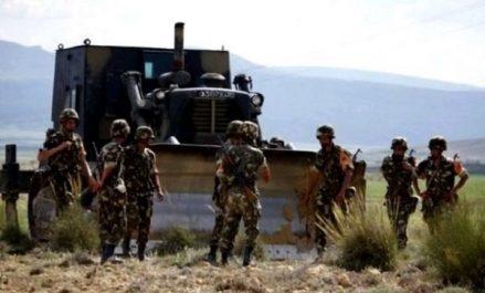 Arrestation de 5 éléments de soutien aux groupes terroristes et destruction de 2 bombes artisanales à Bouira (MDN)