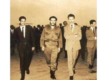 Cela s'est passé un 24 février 1965, Che Guevara prononce un discours mémorable à Alger