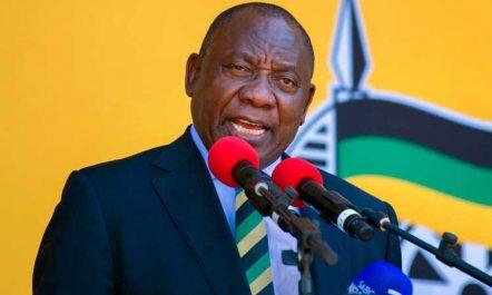 Afrique du Sud: Ramaphosa promet un « nouveau départ » et la fin de la corruption