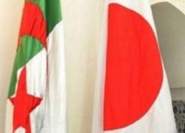 L'ancien ambassadeur d'Algérie au Japon Slim Debagha décoré de L'Ordre du Soleil Levant