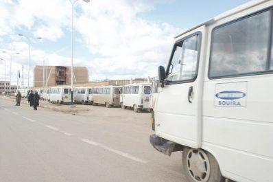 Protestation contre les augmentations impromptues des prix : Boycott des transporteurs privés à Bouira
