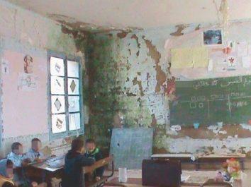 Ecole Boukhedidja-DjamaÏ de Sougueur : Dans un état affligeant