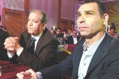 Mondial 2026 : El Hadi Ould Ali recadre Kheireddine Zetchi