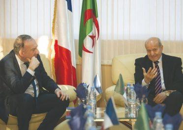 Issad Rebrab met en exergue les atouts de l'Algérie