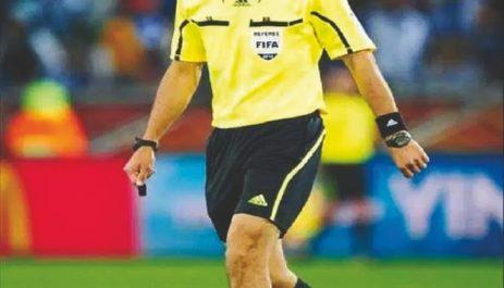 La CFA l'a désigné pour officier des matchs à des dates rapprochées  : L'arbitre Bessiri parcourt 3000 kilomètres en trois jours