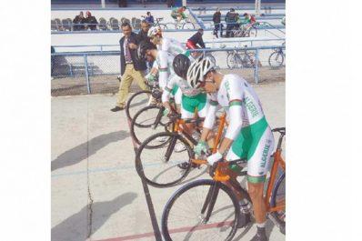 Championnat d'Afrique sur piste : Le consul d'Algérie à Casablanca rend visite aux cyclistes