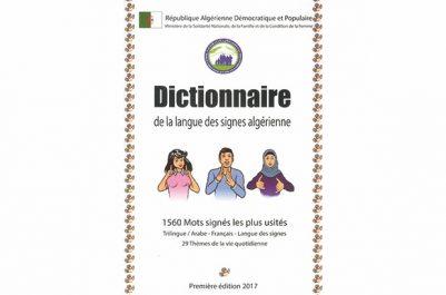 Le dictionnaire de la langue des signes est né