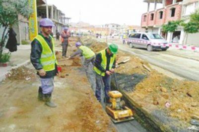 Les gravats risquent d'obstruer le réseau d'assainissement : Les travaux de remise en état des routes bâclés à Sétif