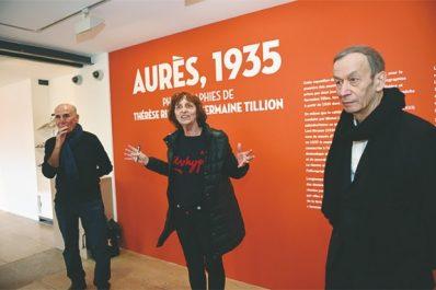 """""""Aurès 1935"""", une exposition à Montpellier : Une histoire de la guerre d'Algérie racontée par deux photographes ethnologues"""