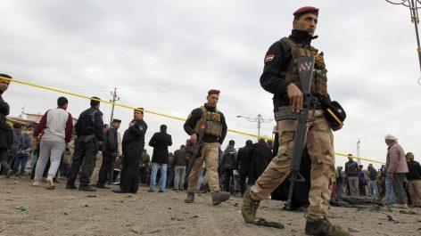 Irak : deux policiers tués dans une attaque de jihadistes sur un champ de pétrole
