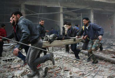 Syrie : 6 morts dans des raids sur la Ghouta malgré une brève accalmie