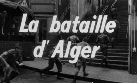 """Le film """"La Bataille d'Alger"""" projeté vendredi à Montréal"""