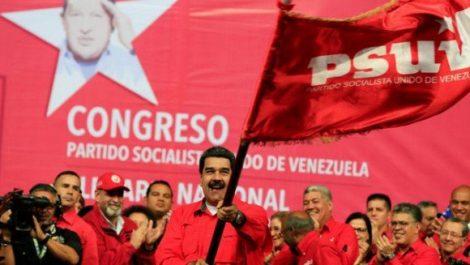 Maduro candidat du Parti socialiste uni du Venezuela à la présidentielle anticipée
