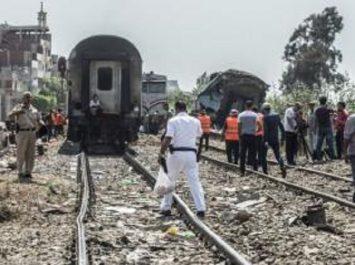 Egypte : le bilan de l'accident de trains s'alourdit à 15 morts