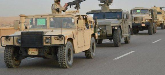 L'offensive égyptienne dans le Sinaï a tué 53 islamistes