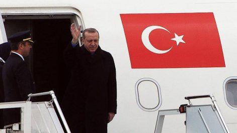 Le président turc demain à Alger : donner un nouvel essor aux relations bilatérales