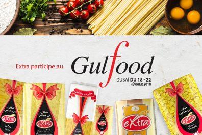 Pour la deuxième année consécutive « EXTRA Benhamadi », marque commerciale de Gerbior présente au Gulfood 2018