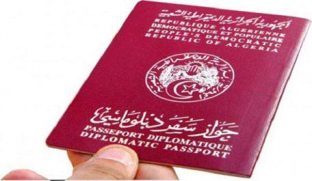 Algérie-Russie: suppression de visas pour les porteurs de passeports diplomatiques ou de service