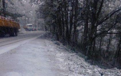 Chutes de neige attendues lundi soir dans les wilayas du Centre et de l'Est (bms)