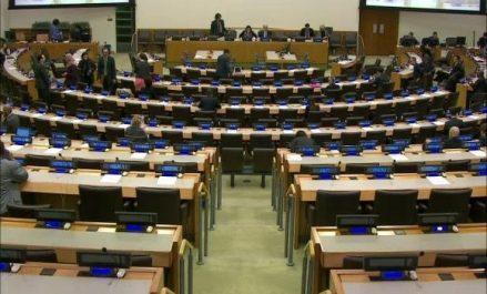 L'Algérie élue vice-présidente de la Commission du désarmement des Nations-Unies