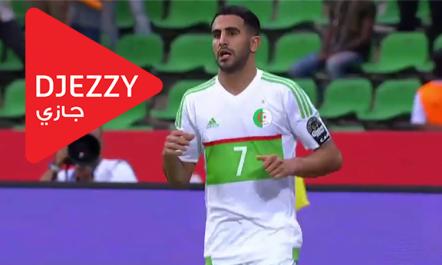 Riyad Mahrez s'engage avec l'opérateur Djezzy