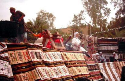 Ghardaïa : la 50éme édition de la fête nationale du tapis du 17 au 22 mars