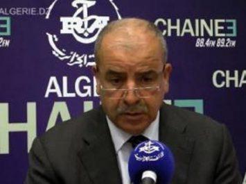 Le ministre des Ressources en eau, Hocine Necib : Notre plan de charge pour 2018 est de 280 milliards de dinars