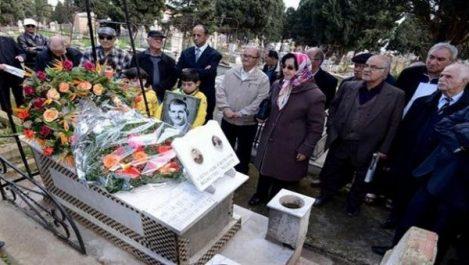 Cérémonie de recueillement à la mémoire du martyr Fernand Iveton et du moudjahid Georges Acampora