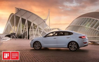 Hyundai Motor : IF Design pour les Hyundai Kona et i30 Fastback