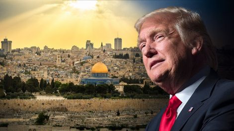 Les USA envisagent d'ouvrir leur ambassade à El-Qods en mai