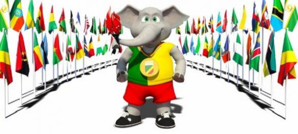 Jeux africains-2019: signature jeudi à Addis-Abeba d'un accord entre l'ACNOA, l'UA et l'UCSA