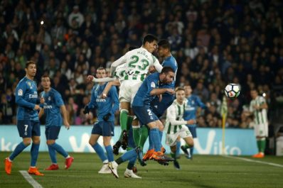 Betis – Mandi : «Mon but n'est pas important. Nous sommes déçus de perdre ce match»
