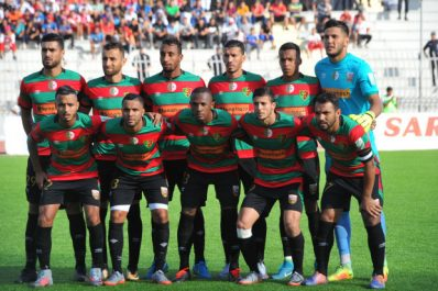 (Terminé) AS Otôho 2 – MC Alger 0 (LDC)