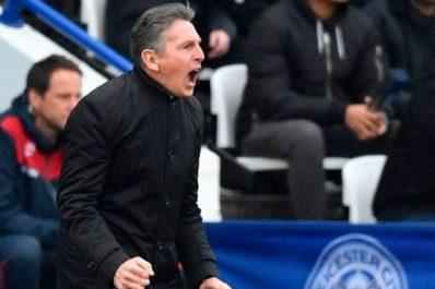 Leicester – Puel : «Riyad n'est pas ma préoccupation aujourd'hui»