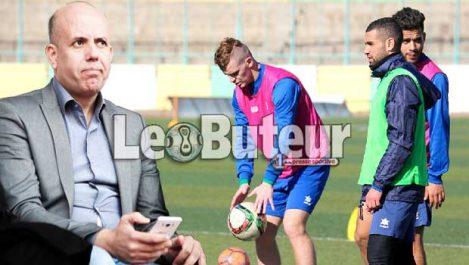 Mellal : «La situation est grave, seule la victoire compte face au DRBT»
