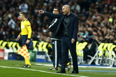 Real Madrid – Zidane: «Le résultat est logique»