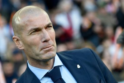 Ronaldo : «Zidane connait beaucoup de problèmes cette année»