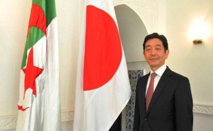 L'ambassadeur japonais fait part de l'intérêt de son pays pour les opportunités d'investissement en Algérie