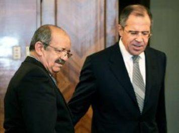 Messahel s'entretient à Moscou avec son homologue russe Serguei Lavrov